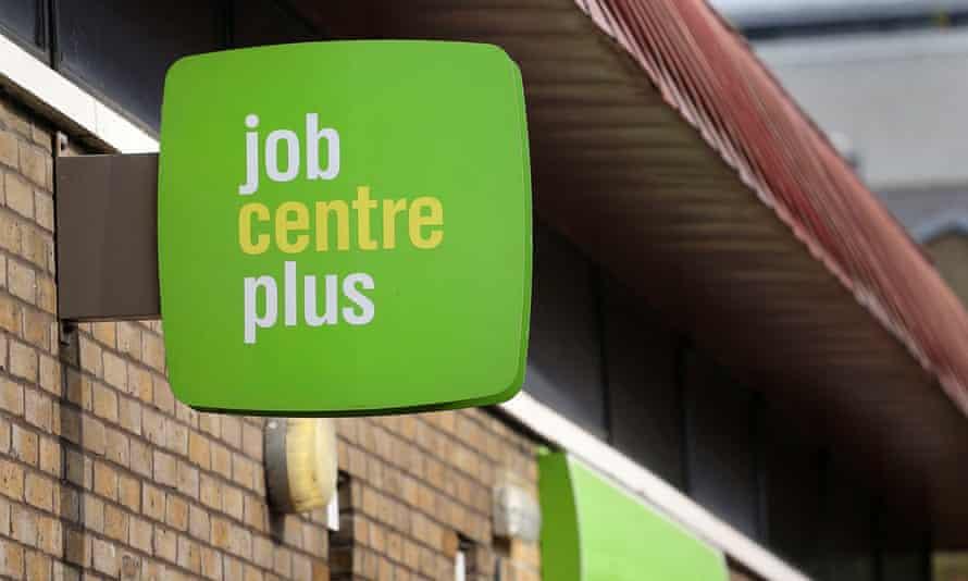 A Jobcentre Plus office