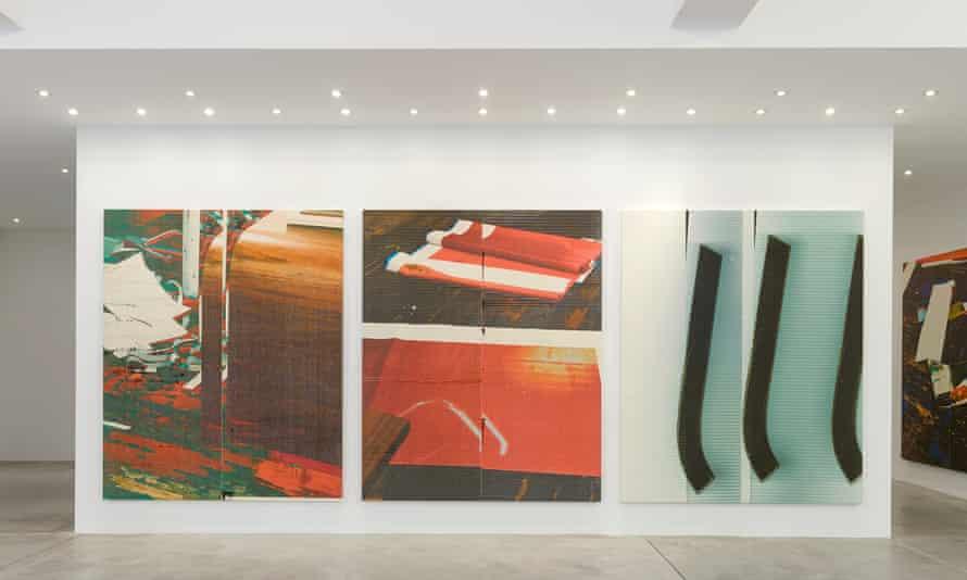Galerie Gisela Capitain.