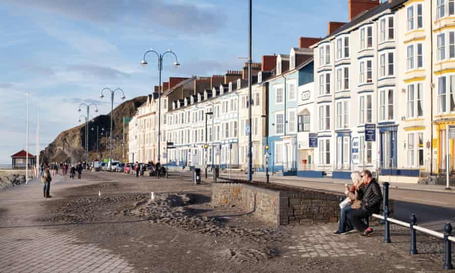 Aberystwyth: 'an enriched, cosmopolitan community'.