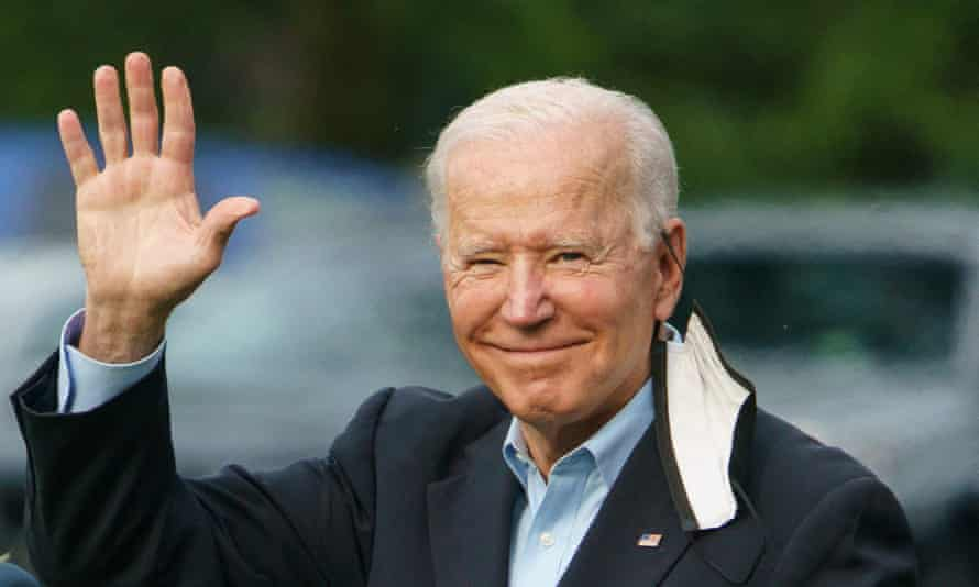 US President Joe Biden embarks on the first foreign trip of his presidency.