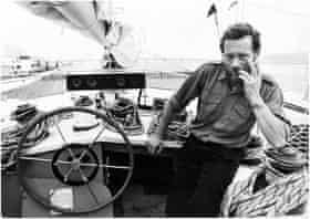 Robin Knox-Johnston.