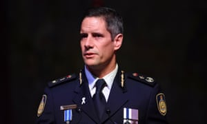 Commissioner of the Australian Border Force Roman Quaedvlieg.