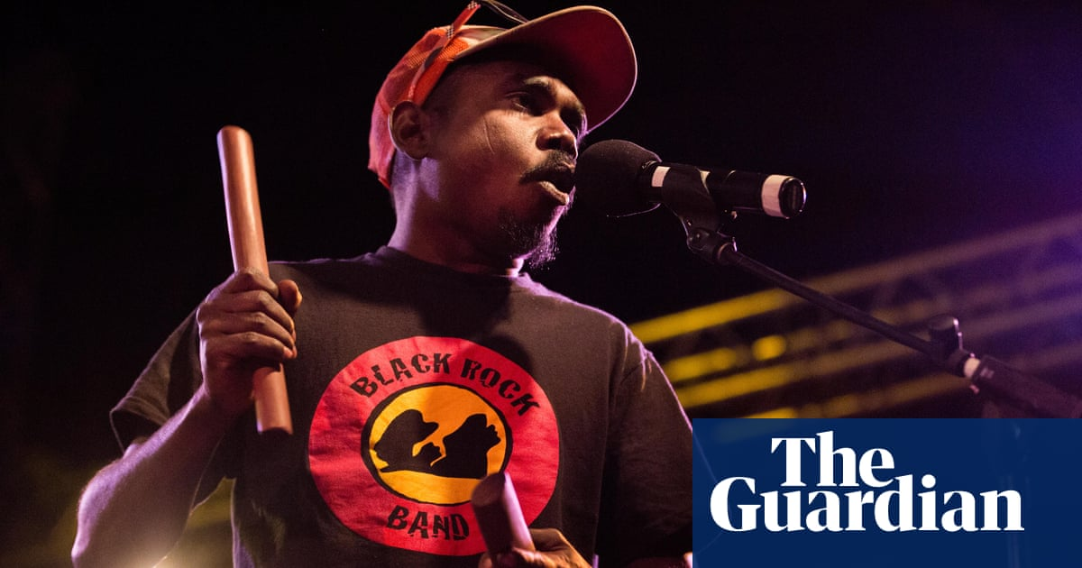 Bush Bands Bash: a showcase for Indigenous musicians – in