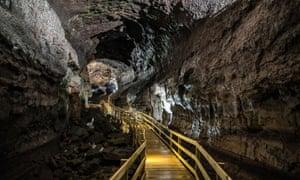 Víðgelmir cave, Iceland