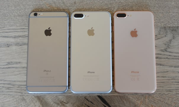 iPhone 8 Plus review: still massive – but not in a good way