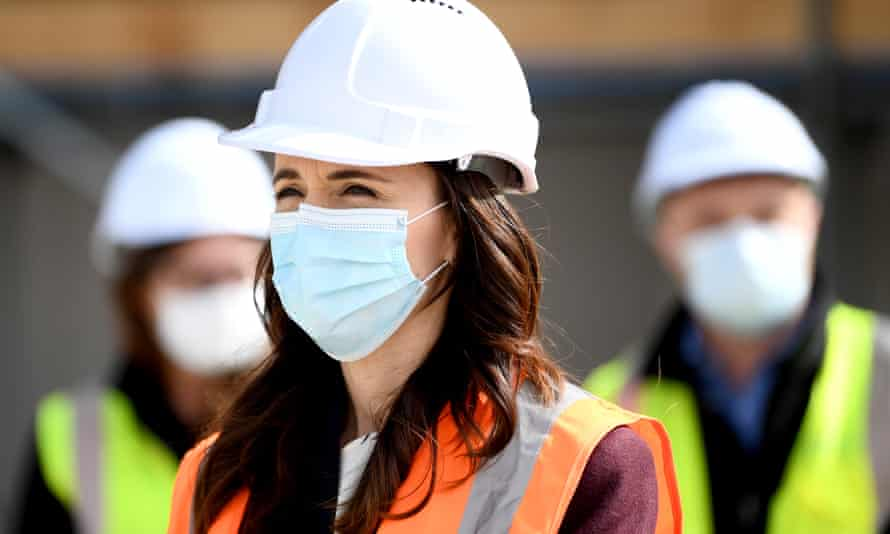 The government of New Zealand prime minister, Jacinda Ardern, has poured money into building social housing but the pace has so far been slow.