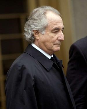 Palantir helped convict ponzi-schemer Bernie Madoff.