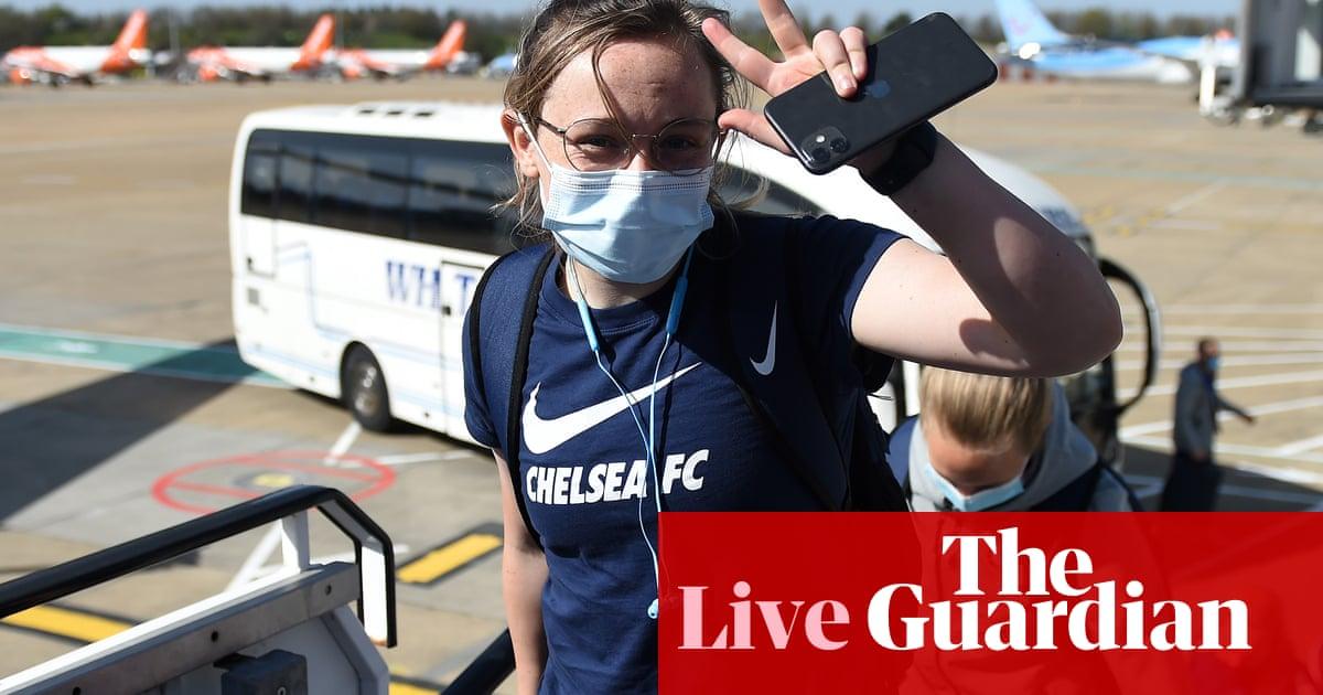 Wolfsburg v Chelsea: Women's Champions League quarter-final – live!