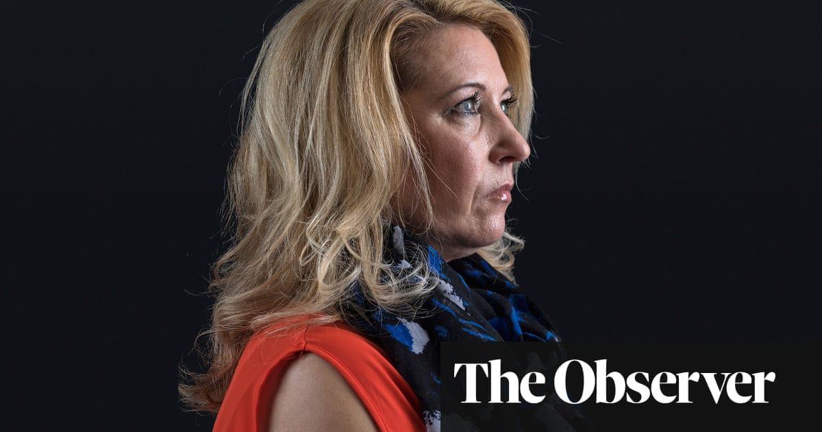 'I shouldn't have let go of him': the pain of James Bulger's mother 28 years on