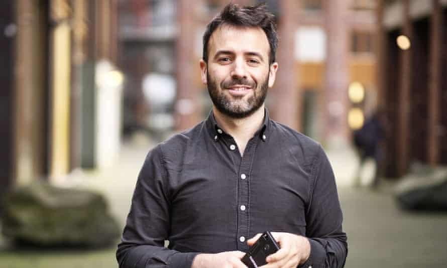 Miquel Ballester, Fairphone's design lead.