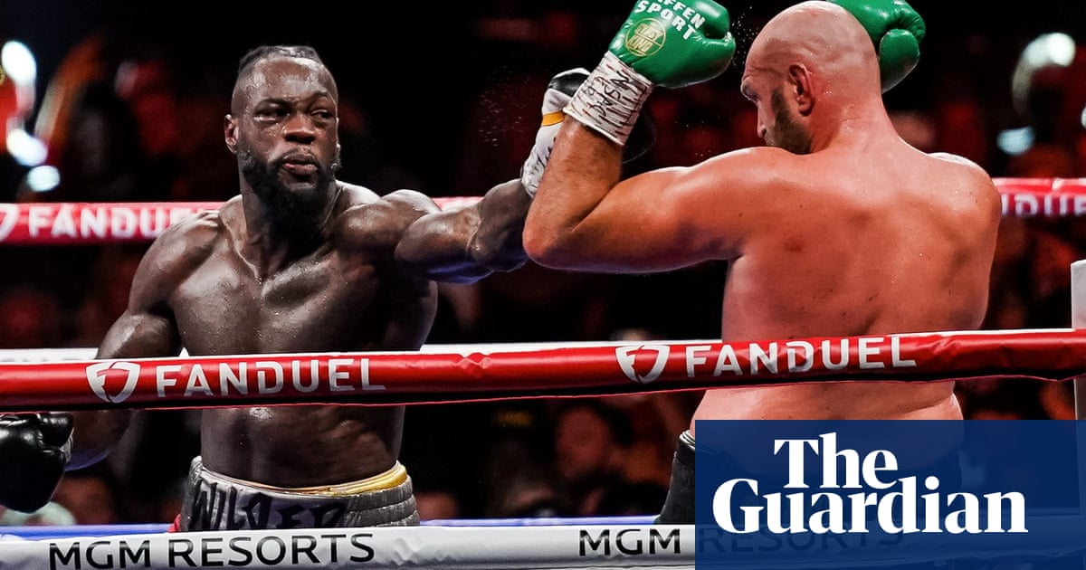 'Sometimes you have to lose to win': Wilder congratulates Fury for victory