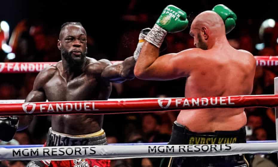 Tyson Fury v Deontay Wilder III