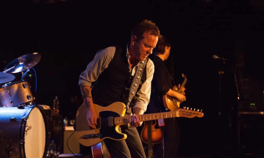 Kiefer Sutherland: 24-bar blues