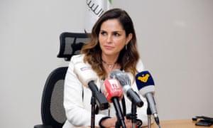 Lebanon's Information Minister Manal Abdel has resigned