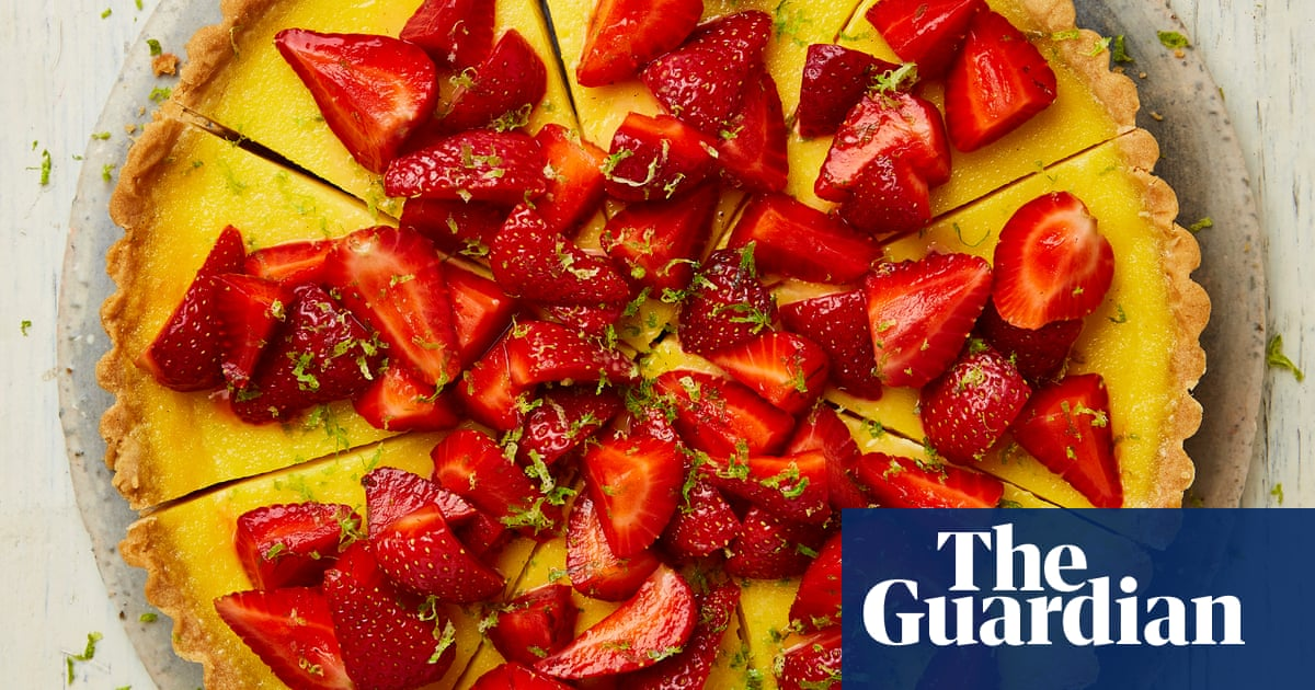 Custard tarts and crumble bars: Yotam Ottolenghi's recipes for summer berries