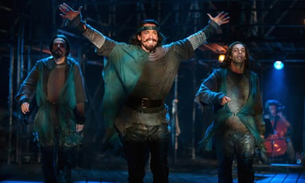 Henry V from Chicago Shakespeare Theater's cycle Tug of War: Foreign Fire
