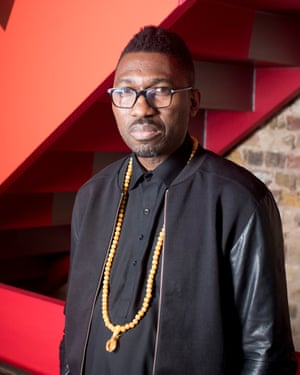 The Young Vic's artistic director Kwame Kwei-Armah.