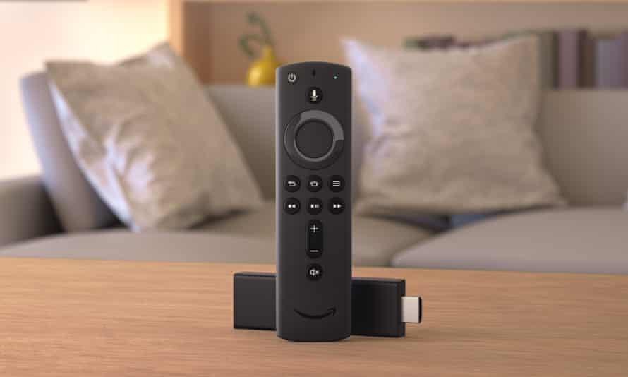 The new Fire TV Stick is faster and more energy efficient.