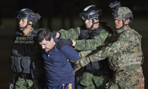 Home of El Chapo's mother looted as locals flee drug lord's hometown