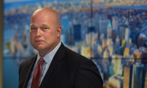 Acting attorney general Matthew Whitaker has said that, as a senate candidate, he would spend every day in Washington pushing a pro-life policy.