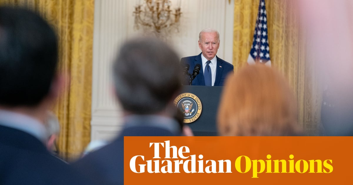 Biden is facing his biggest crisis yet. And he will survive it