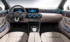 Inside story: the calm and understated interior.