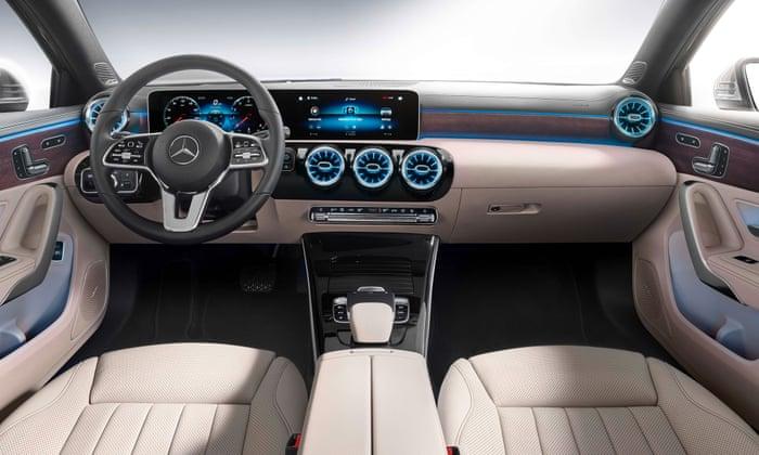 Mercedes-Benz A-Class: 'Frighteningly precocious' | Martin
