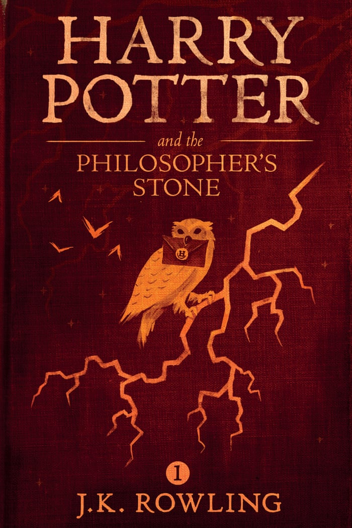 New Harry Potter Ebook Covers Revealed Children S Books The Guardian