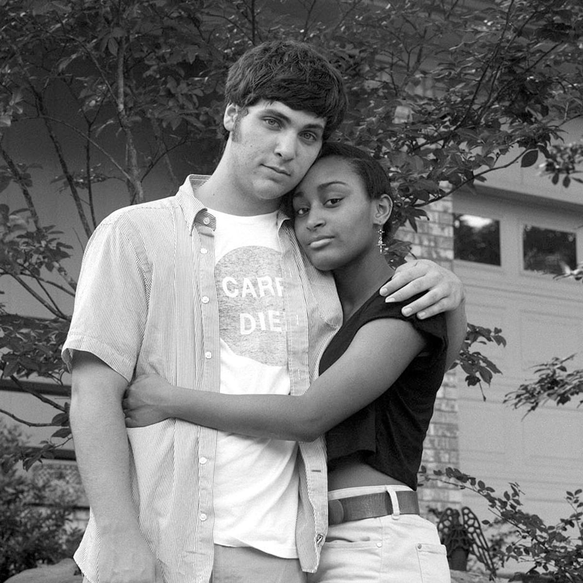 Black and white interracial dating