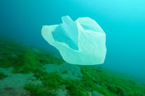 There are now more pieces of plastic in the world's oceans than there are fish.