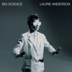 'Like something out of a sci-fi movie' … Anderson's album.
