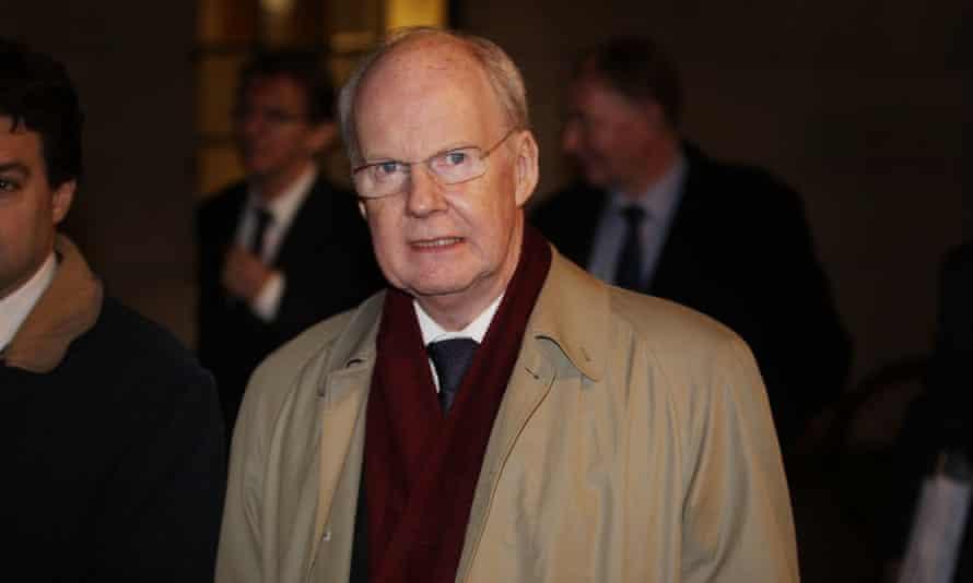 Murdoch MacLennan: his letter has worried the Telegraph's staff.