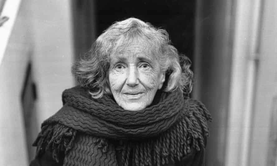 Patience Gray in 1987.