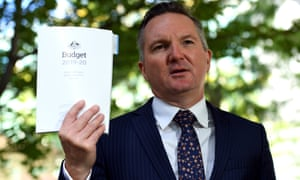 Chris Bowen says it's not responsible to lock in billions of dollars of tax giveaways that disproportionately benefit a relative few