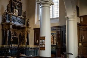 Charterhouse chapel.