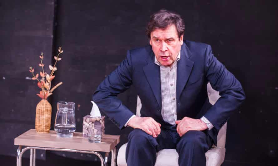 Stephen Rea in Cyprus Avenue.