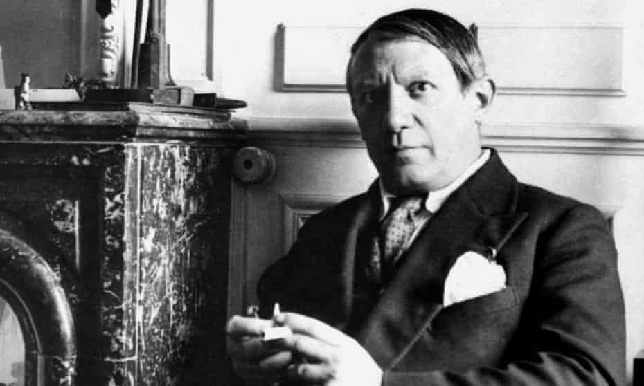 Pablo Picasso circa 1930.