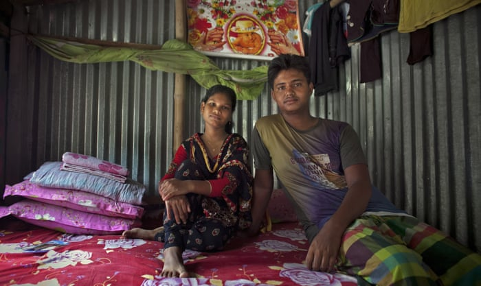 Bangladeshi child brides - in pictures | World news | The Guardian