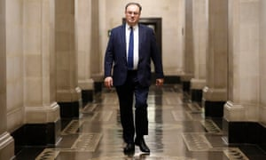 The governor of the Bank of England, Andrew Bailey.