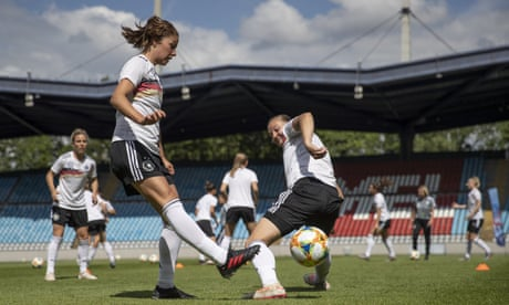 Germany v Spain: Women's World Cup 2019 – live!