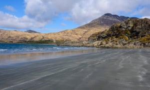 Laggan Sands, Lochbuie