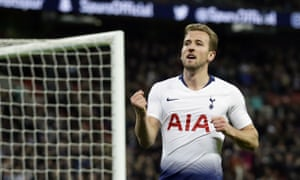 Harry Kane and Tottenham remain in the hunt for four trophies this season.