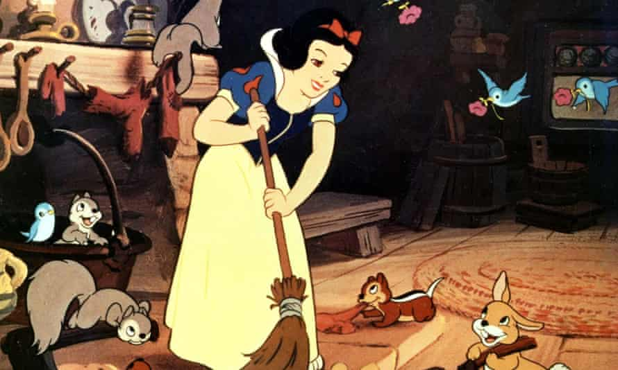Problematic in 2021 … Snow White.