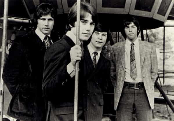 The Merry-Go-Round, circa 1967.