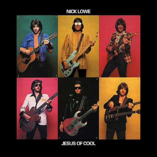 Nick Lowe's solo debut album.
