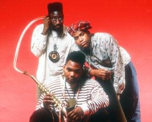 De La Soul, circa 1990