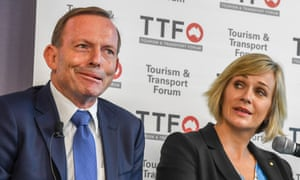 Tony Abbott's opponent Zali Steggall is sticking to a more conventional strategy of talking about her policies and leaving the attacks to others.