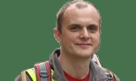 Ian Allinson, candidate for Unite general secretary
