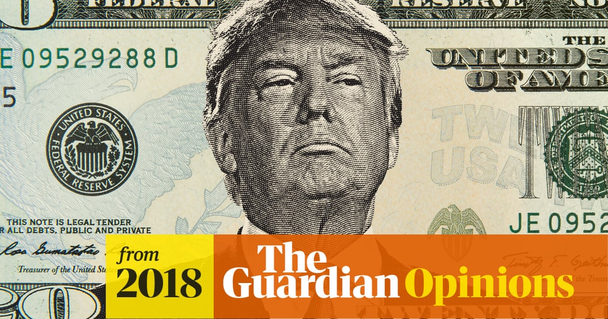 We need tax police – and they should go after the likes of Donald Trump | David Cay Johnston