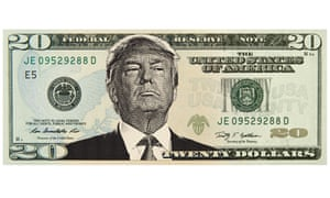 Cash rules everything around me: Donald Trump's campaign cash reserve trails Hillary Clinton's by a whopping $41m.